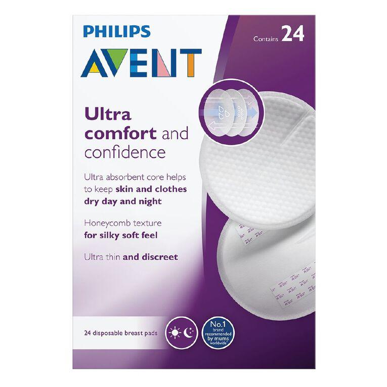 Philips AVENT Breast Pads 24pk, , hi-res