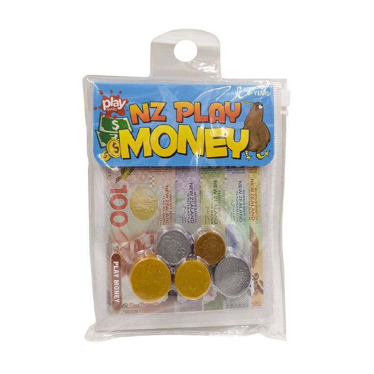 Play Studio New Zealand Play Money, , hi-res