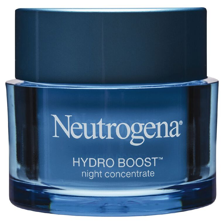 Neutrogena Hydro Boost Night Concentrate 50g, , hi-res