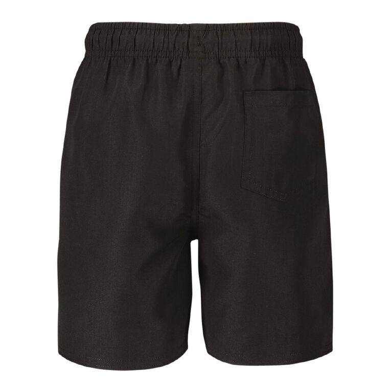Young Original Microfibre Shorts, Black, hi-res
