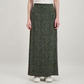 H&H Women's Split Midi Skirt