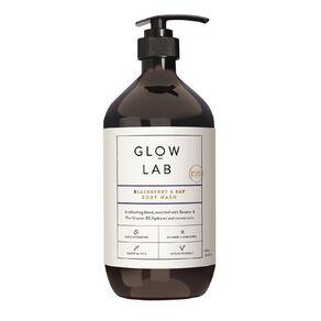 Glow Lab Bodywash Blackberry & Bay 900ml