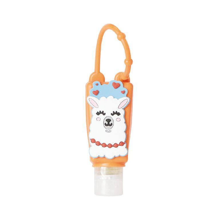 Novelty Hand Sanitiser Llama Holder 29ml, , hi-res image number null