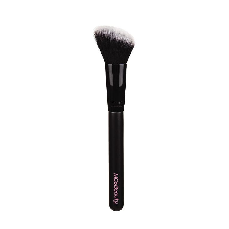 MCoBeauty Pro Angled Blush Brush, , hi-res