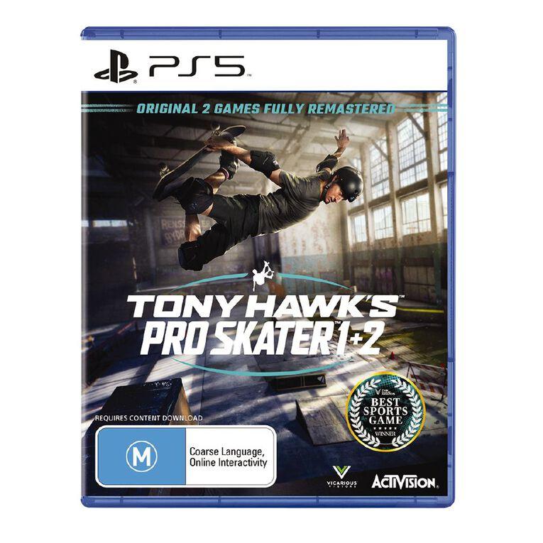 PS5 Tony Hawks Pro Skater 1 & 2, , hi-res