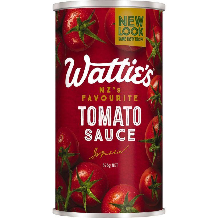 Wattie's Tomato Sauce Refill 575g, , hi-res