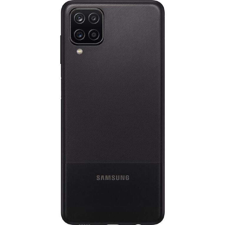 Spark Samsung Galaxy A12 128GB 4G + Sim Bundle - Black, , hi-res