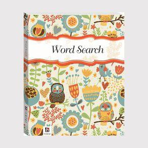 Flexibound Puzzles: Wordsearch #2 Owls