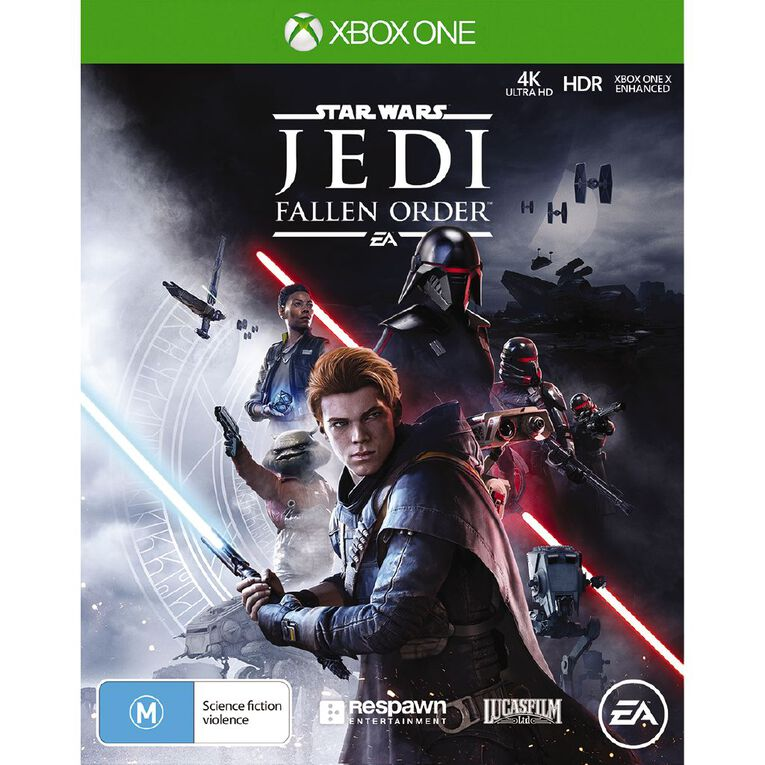 XboxOne Star Wars: Jedi Fallen Order, , hi-res
