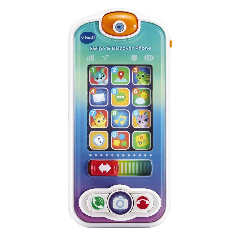 Vtech Swipe & Discover Phone, , hi-res