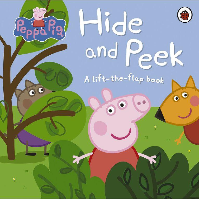 Peppa Pig: Hide and Peek, , hi-res