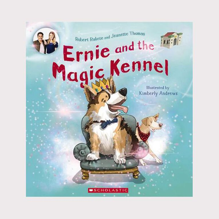 Ernie and the Magic Kennel by Robert Rakete & Jeanette Thomas, , hi-res image number null