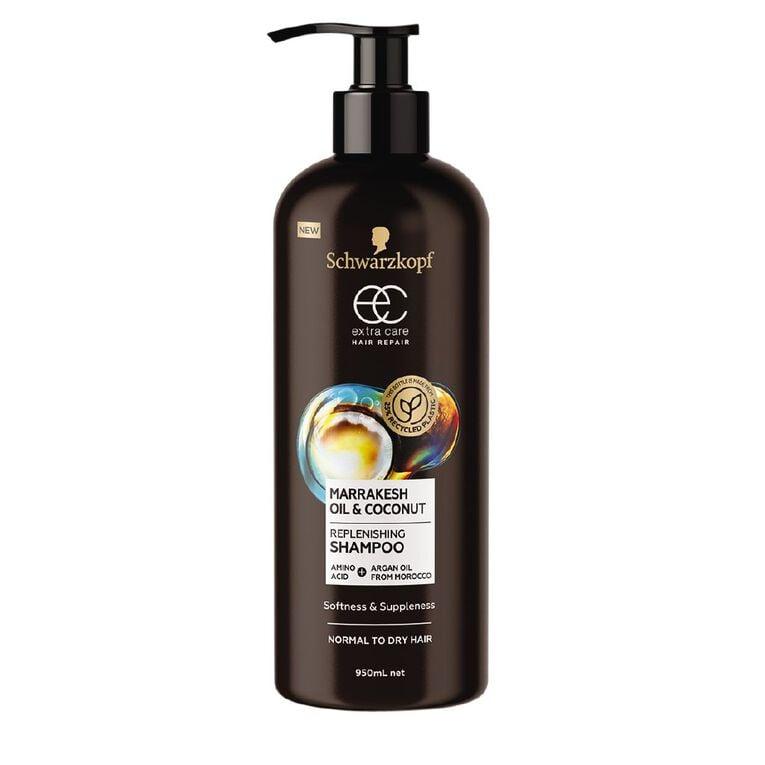 Schwarzkopf Extra Care Marrakesh Oil & Coconut Shampoo 950mL, , hi-res