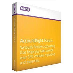 Myob Accountright Live Basics