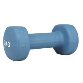 Active Intent Fitness Neoprene Dumbbell 3kg