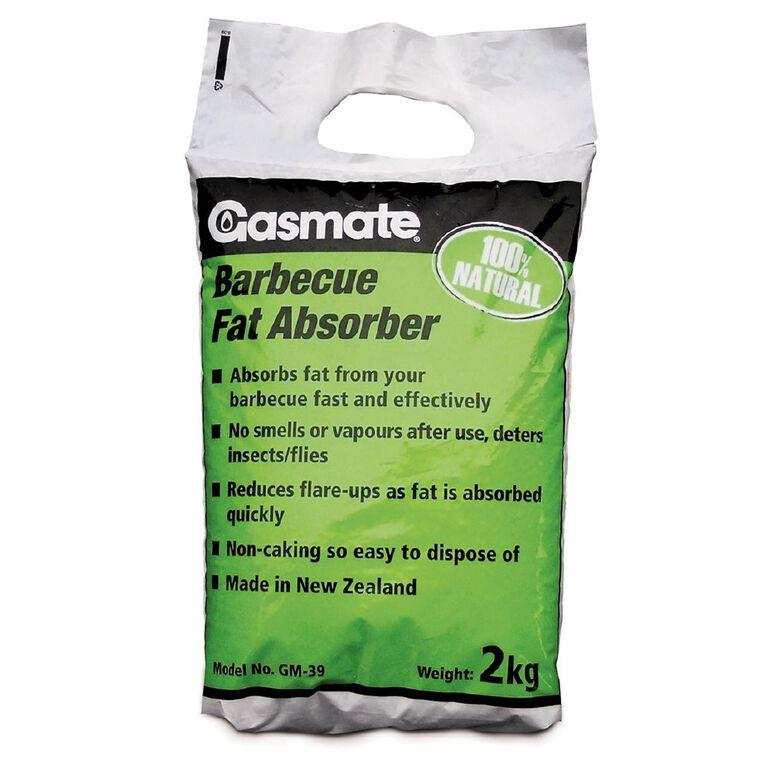 Gasmate BBQ Fat Absorber 2kg, , hi-res
