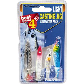 Pro Hunter Fishing Lures Salt Water/Fresh Kit Light