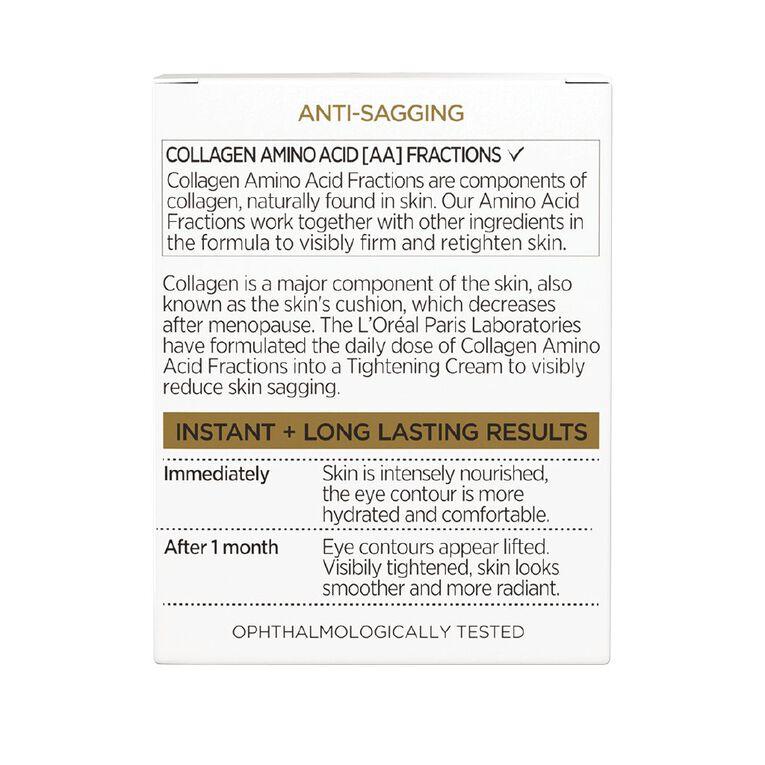 L'Oreal Paris Age Perfect Classic Collagen Eye Cream 15ml, , hi-res