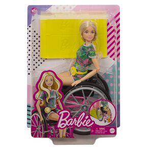Barbie Fashionista & Wheelchair Assorted