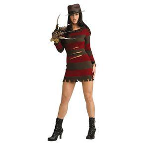 Rubies Freddy Miss Krueger Costume Small
