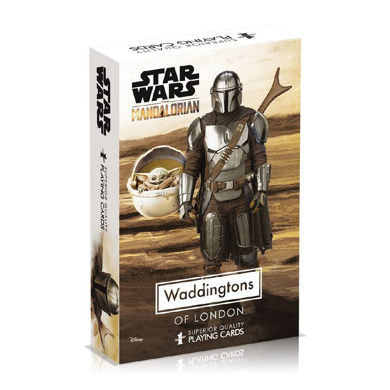 Star Wars Waddington Playing Cards, , hi-res image number null