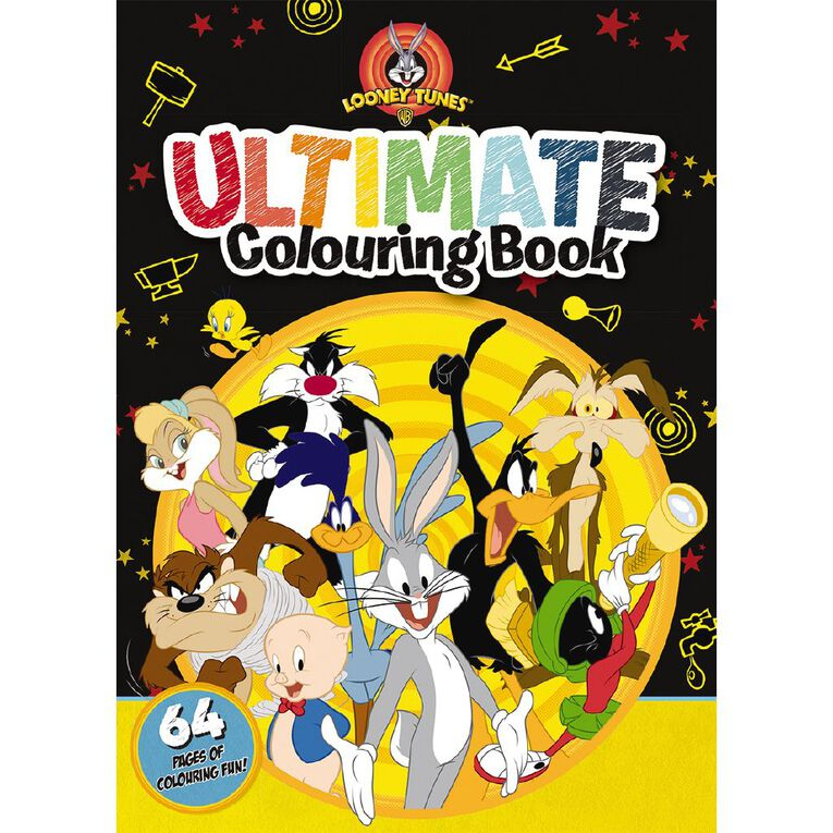 Looney Tunes: Ultimate Colouring, , hi-res