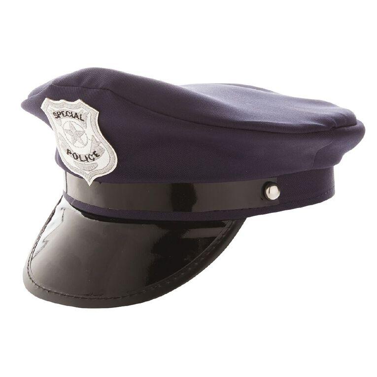 Play Studio Police Hat, , hi-res