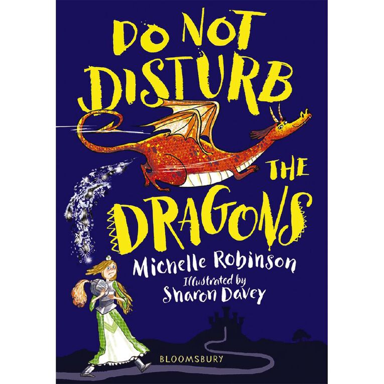 Do Not Disturb the Dragons by Michelle Robinson, , hi-res