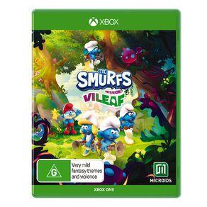 XboxOne The Smurfs Mission Vileaf