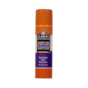Elmer's Disappearing Purple School Glue Sticks 40g