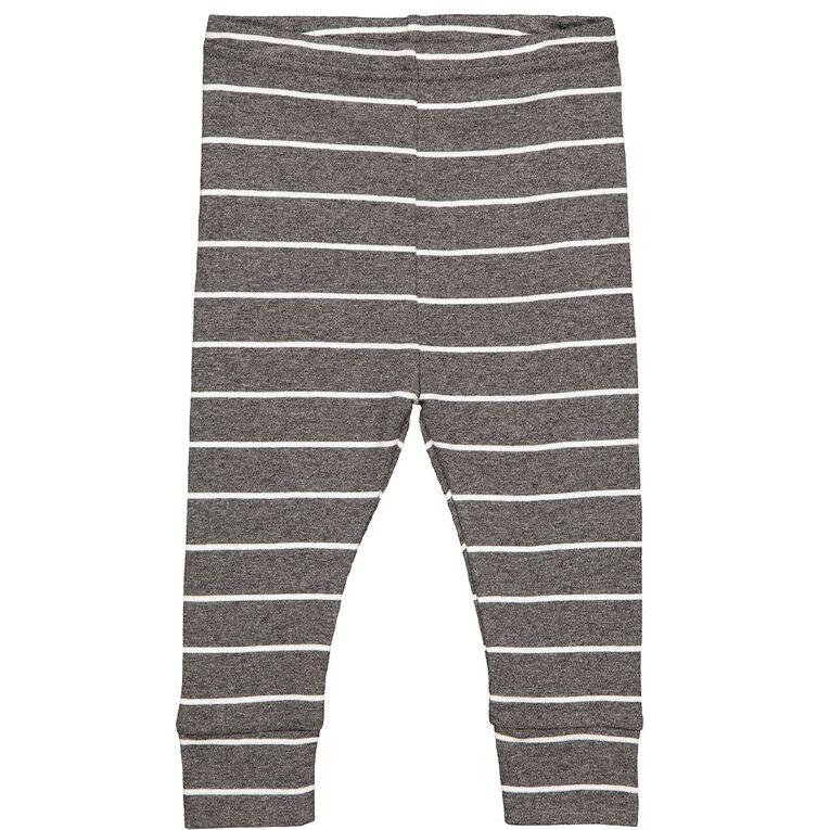 Young Original Infants' Plain Pants, Charcoal, hi-res