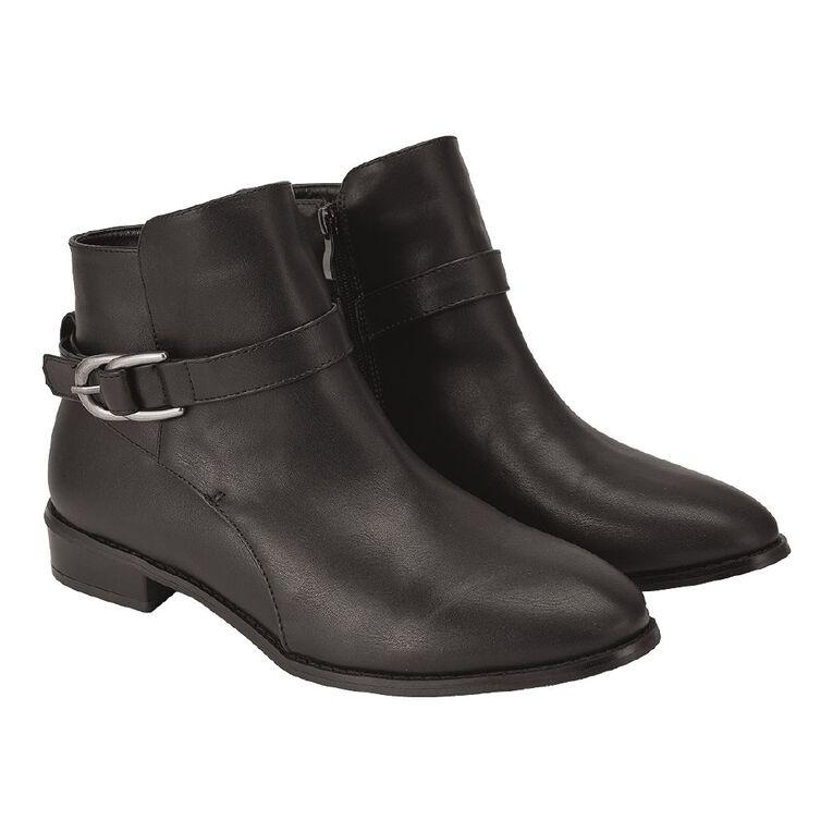 H&H Nicola Boots, Black, hi-res