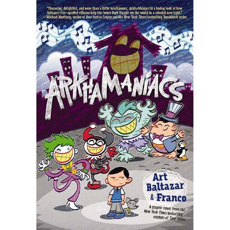 ArkhaManiacs by Art Baltazar & Franco Aureliani, , hi-res