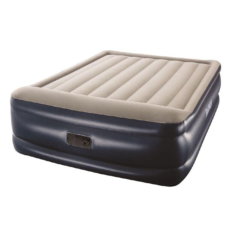 Bestway Tritech Airbed Built In Pump 230v Queen, , hi-res