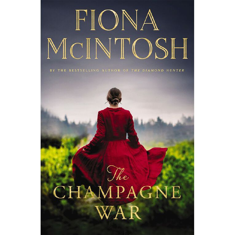 The Champagne War by Fiona McIntosh, , hi-res