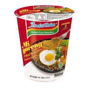 Indomie Mi Goreng Fried Noodle Cup