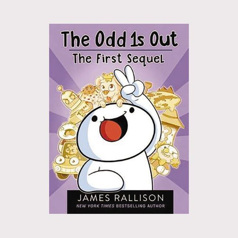 The Odd 1s Out #2 The First Sequel by James Rallison, , hi-res