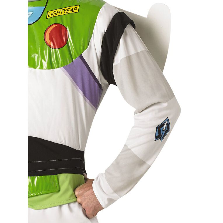 Buzz Lightyear Toy Story Adult Costume - Size Standard, , hi-res