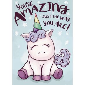 Poster #14 Amazing Unicorn