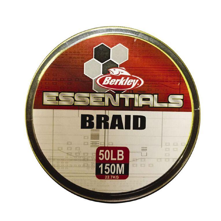 Berkley Braid 50LB 150M, , hi-res