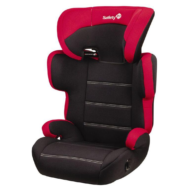 Safety 1st Zeu Booster Sport Red, , hi-res