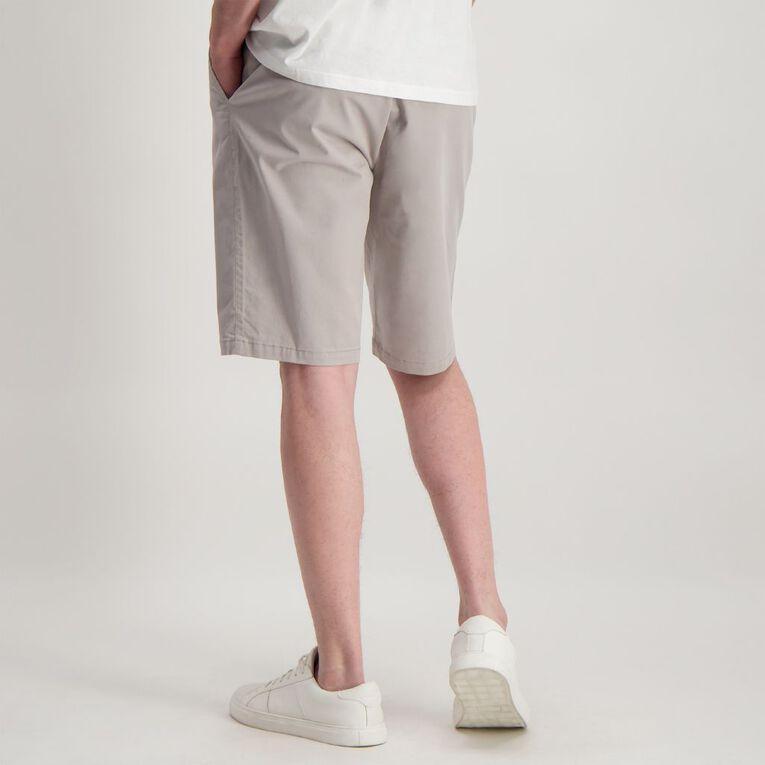 H&H Men's Classic Chino Shorts, Beige, hi-res