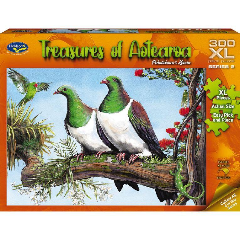 Puzzle Treasures Of Aotearoa Series 2 300XL Piece Assortment, , hi-res