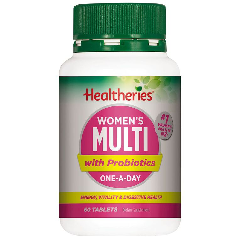 Healtheries Multi Women One-a-Day 60s, , hi-res
