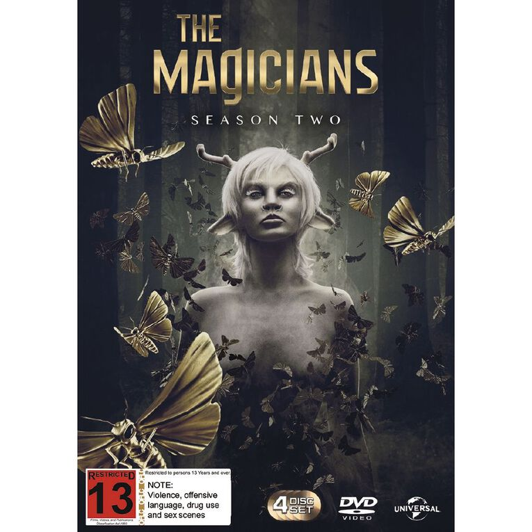 The Magicians Season 2 DVD 4Disc, , hi-res