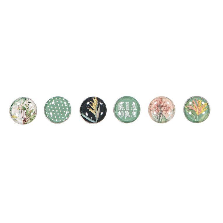 Uniti Kiwi Breeze Magnets 6 Pack Green, , hi-res