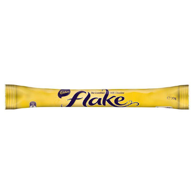 Cadbury Flake Bar 30g Multi-Coloured, , hi-res