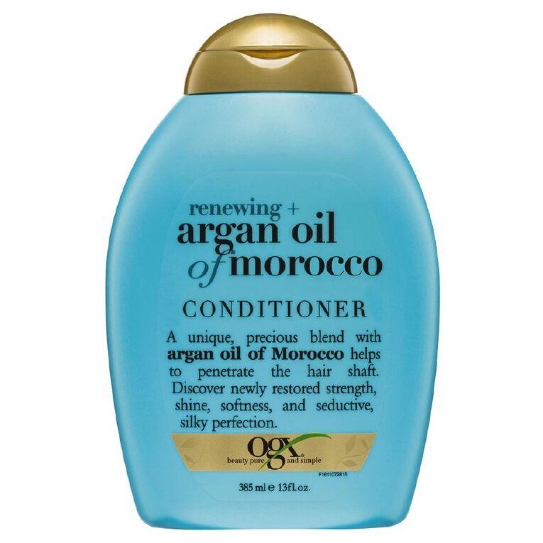 OGX Argan Oil Morocco Conditioner 385mL, , hi-res