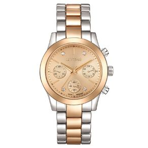Mestige Bexley in Dual RG Plated with Swarovski Crystals Watch