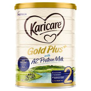 Karicare Gold+ A2 Protein Follow On Formula Stage 2 900g 900g